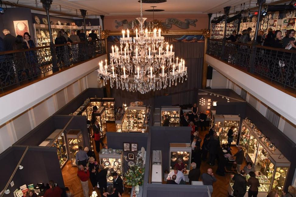 The New York Ceramics & Glass Fair