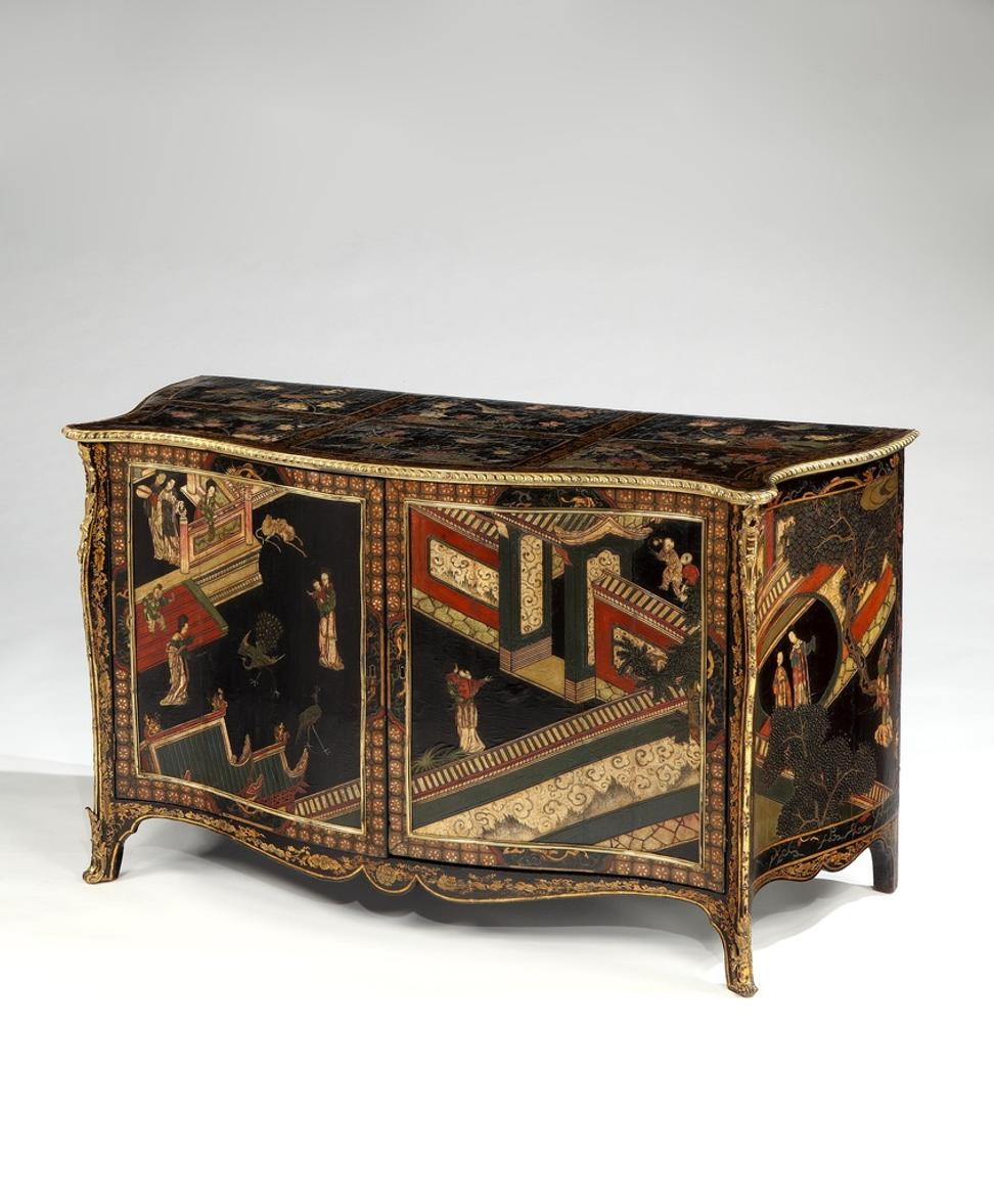 Ragley Hall Residence Modern Dwellings Cablik Enterprises: Kentshire To Exhibit The Ragley Hall Commodes At The