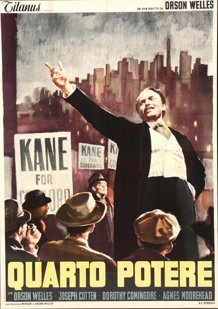 Citizen Kane Cover