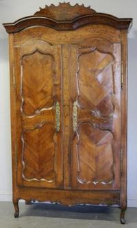 Lot 63 - 18th Century French Armoire