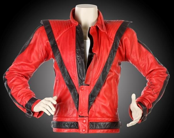 Michael Jackson Thriller Jacket Pattern Michael Jackson 39 s Jacket Worn