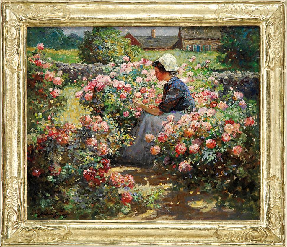 Julia's Summer Antiques & Fine Art Auction Realizes Record ...