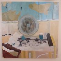 """Susie Tarnowicz, """"Stovetop Set-up"""""""