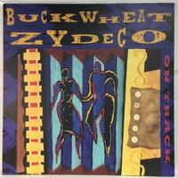 Joe Taylor's recreation of the album cover of Buckwheat Zydeco's Hey Joe, made for Tower Records' Los Angeles store, sold for $2,413.