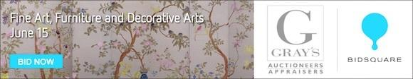 Fine Art, Furniture and Decorative Arts - June 15 - Grays Auctioneers