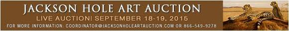 Jackson Hole Art Auctions September 18-19