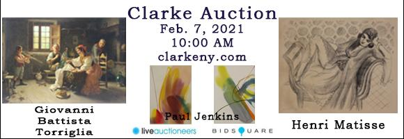 Clarke NY Auction - Feb 7 - Clarkeny.com