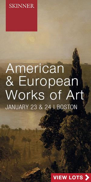 American and European Works of Art - Skinner - Jan 23-24