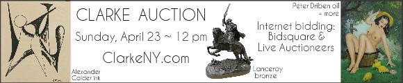 Clarke Auction - April 23