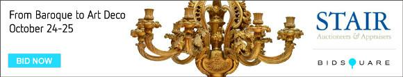 From Baroque to Art Deco Auction October 24-15