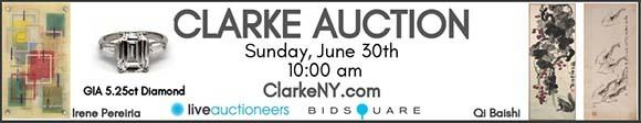 Clarke NY Auction