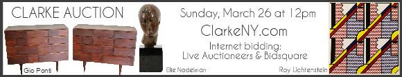 Clarke Auction - March 26