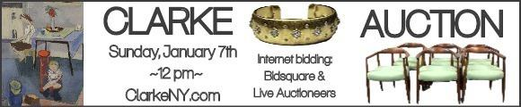Clarke NY January Auctions