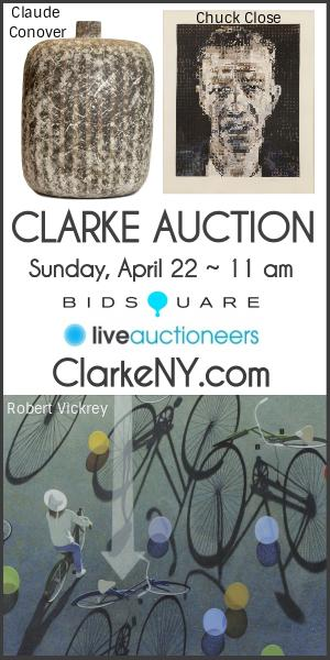 Clarke Auction - Sunday April 22
