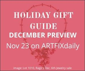 Holiday Gift Guide and December Preview