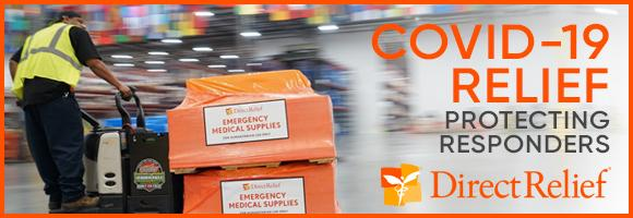 COVID-19 Relief - Donate to Direct Relief
