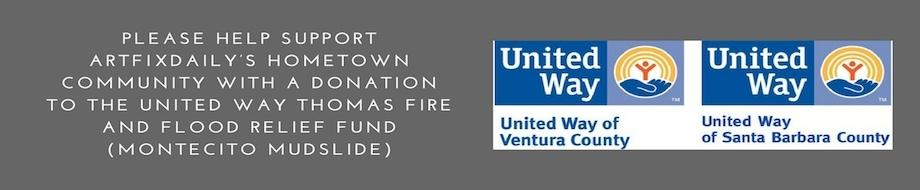 United Way - Thomas Fire Fund Donations