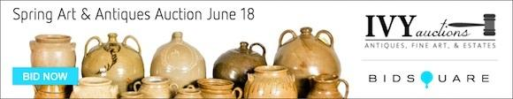Spring Art and Antiques Auction - June 18 - Ivy Auctions