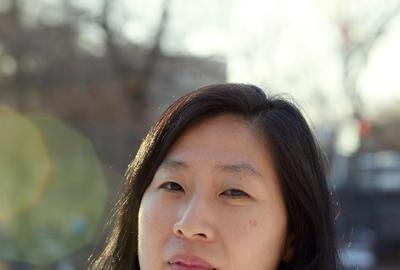 Irene Sunwoo.  Photo by Benjamin Mistak.  2021