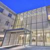 The expanded Asheville Art Museum.  Courtesy David Huff Creative