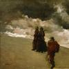 Winslow Homer (1836-1910), To the Rescue, 1886, oil on canvas, 24 x 30 in.  Acquired 1926 The Phillips Collection, Washington, DC