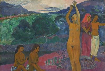 Paul Gauguin, The Invocation, 1903.  National Gallery of Art.