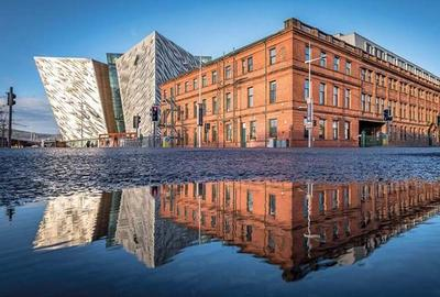 The Titanic Hotel Belfast is where HMS Titanic was designed in 1908 and is the luxury venue for the Belfast Titanic Antiques & Fine Art Fair.  The event will be held in Drawing Room 1, where Titantic designer Thomas Andrews worked