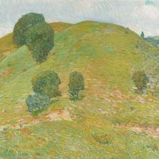 """California Hills in Spring,"" a Childe Hassam painting stolen from the home of Tony Buzbee."