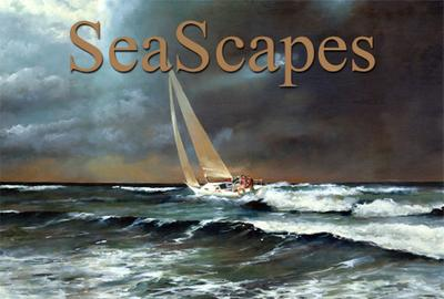 "9th Annual ""SeaScapes"" Online Art Exhibition www.lightspacetime.art"