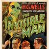 "Rare movie poster for the 1933 ""The Invisible Man"" sold for $182,400."