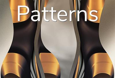 "4th Annual ""Patterns"" 2020 Online Art Exhibition www.lightspacetime.art"
