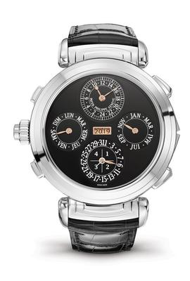 The Patek Philippe Grandmaster Chime