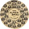 Only known Boston Red Sox 1916 World Championship button, unusually large 6in size, advertises 'Alpen Brau – Detroit's Champion Beer' and features images of manager Bill Carrigan plus 24 teammates, including future Hall of Famers Babe Ruth, Herb Pennock and Harry Hooper.  Provenance: personal collection of the late Dr.  Paul Muchinsky.  Opening bid: $10,000.  Bidding on the button closes on Sept.  23.