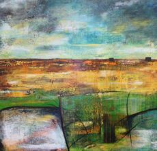 """Countryside"" by Trudy Kubler"