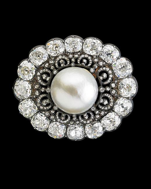 Lot 2557, Largest Known Near-Round Natural Saltwater Pearl, $813,750