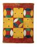 "This single board parcheesi game measures 16.5"" x 21.5"" and vividly represents the feel of the September 6-7 Country Americana auction at Garth's: color, color, color! Estimate $600-$1,200"
