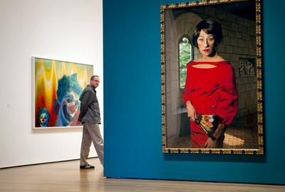 Cindy Sherman Retrospective The Museum of Modern Art, New York