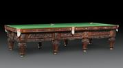 "The ""History of Australia"" billiard table is considered among the most important ever created"
