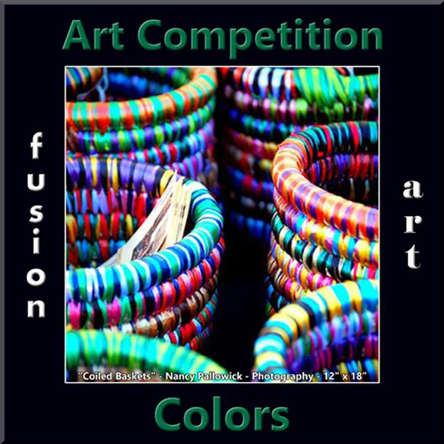 "2nd Annual ""Colors"" Art Competition Announced by Fusion Art www.fusionartps.com"