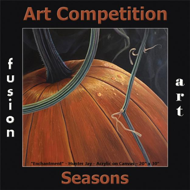 2nd Annual Seasons International Art Competition Announced by Fusion Art www.fusionartps.com