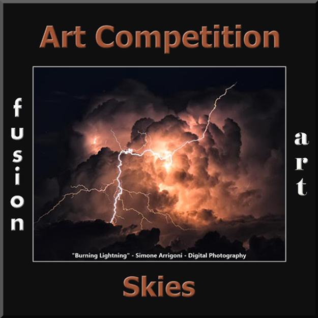 Fusion Art's 2nd Annual Skies Art Competition is Now Accepting Entries.  www.fusionartps.com