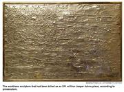 Purported Jasper Johns Bronze Seized by FBI