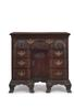 Chippendale carved mahogany block-and-shell bureau table signed by John Townsend (1733-1809), Newport, circa 1770, estimate: $700,000-900,000