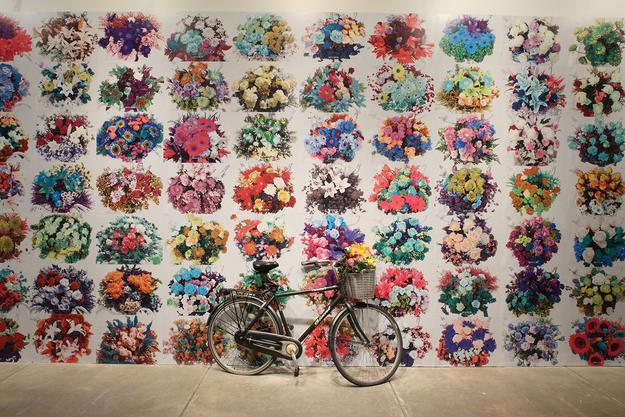 Andy Warhol | Ai Weiwei, installation, 2016, The Andy Warhol Museum