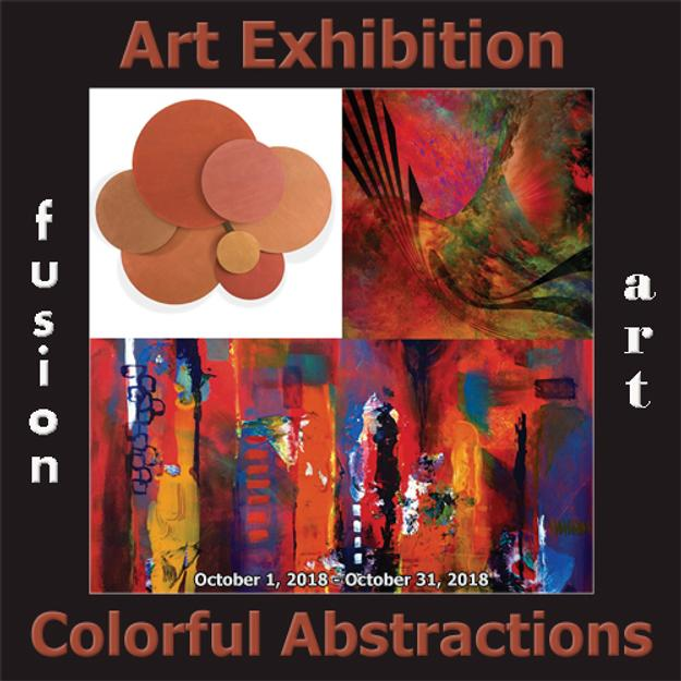 4th Annual Colorful Abstractions Art Competition www.fusionartps.com
