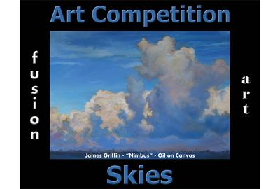 4th Annual Skies Art Competition www.fusionartps.com