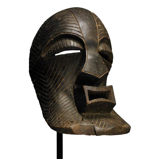 Lot 96 - Luba-Songye, Kifwebe Mask, Congo $100,000 - 150,000
