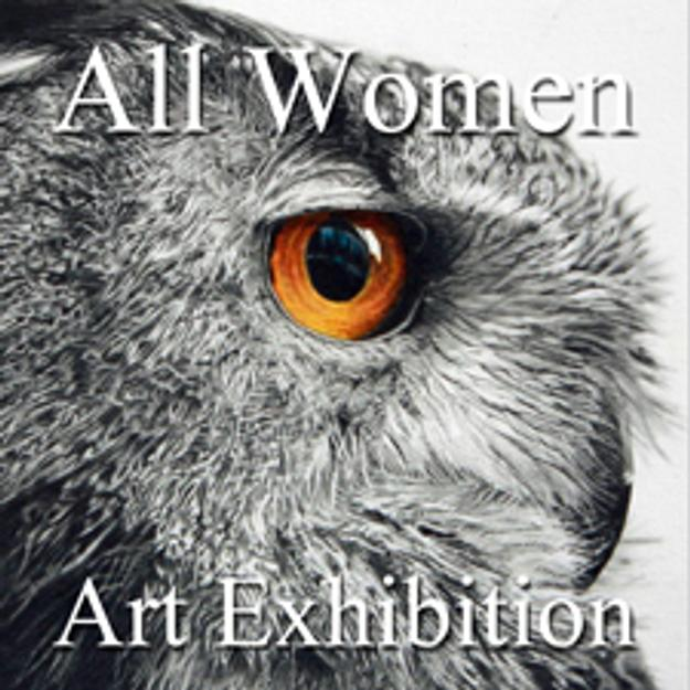 "4th Annual ""All Women"" 2015 Online Art Exhibition"