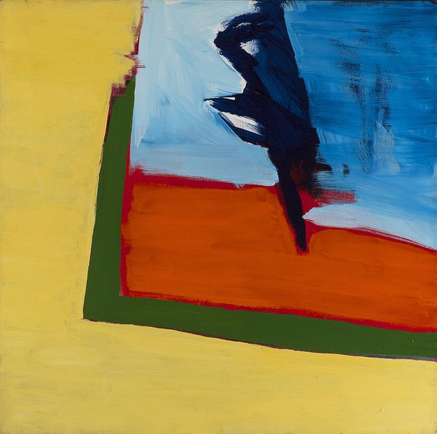 Ann Purcell (Represented), AM-RM 1976, Acrylic on canvas Ann Purcell, AM-RM, 1976, Acrylic on canvas, 36 x 36 in.  (91.4 x 91.4 cm)