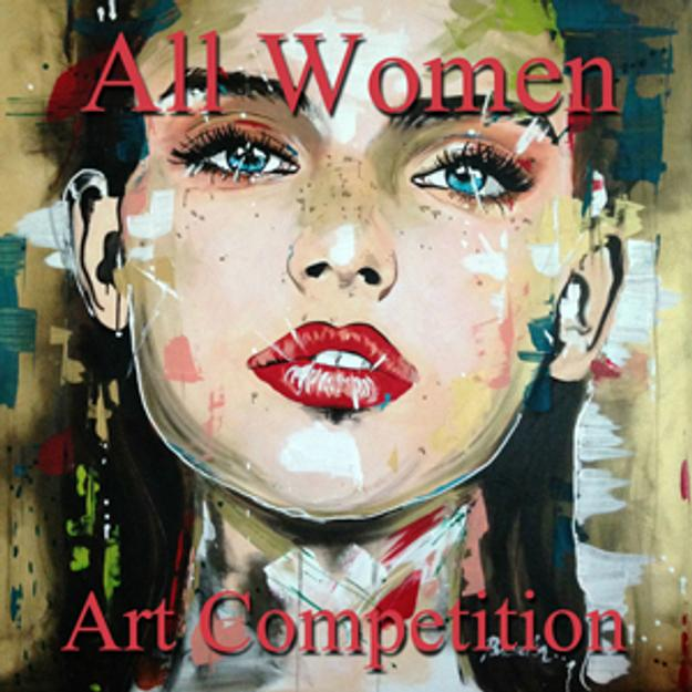 "6th Annual ""All Women"" Online Art Competition"
